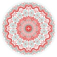 Ak tronic Popsocket Aztec Mandala Red
