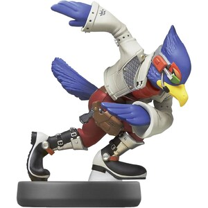 Nintendo Amiibo Figur Falco Smash