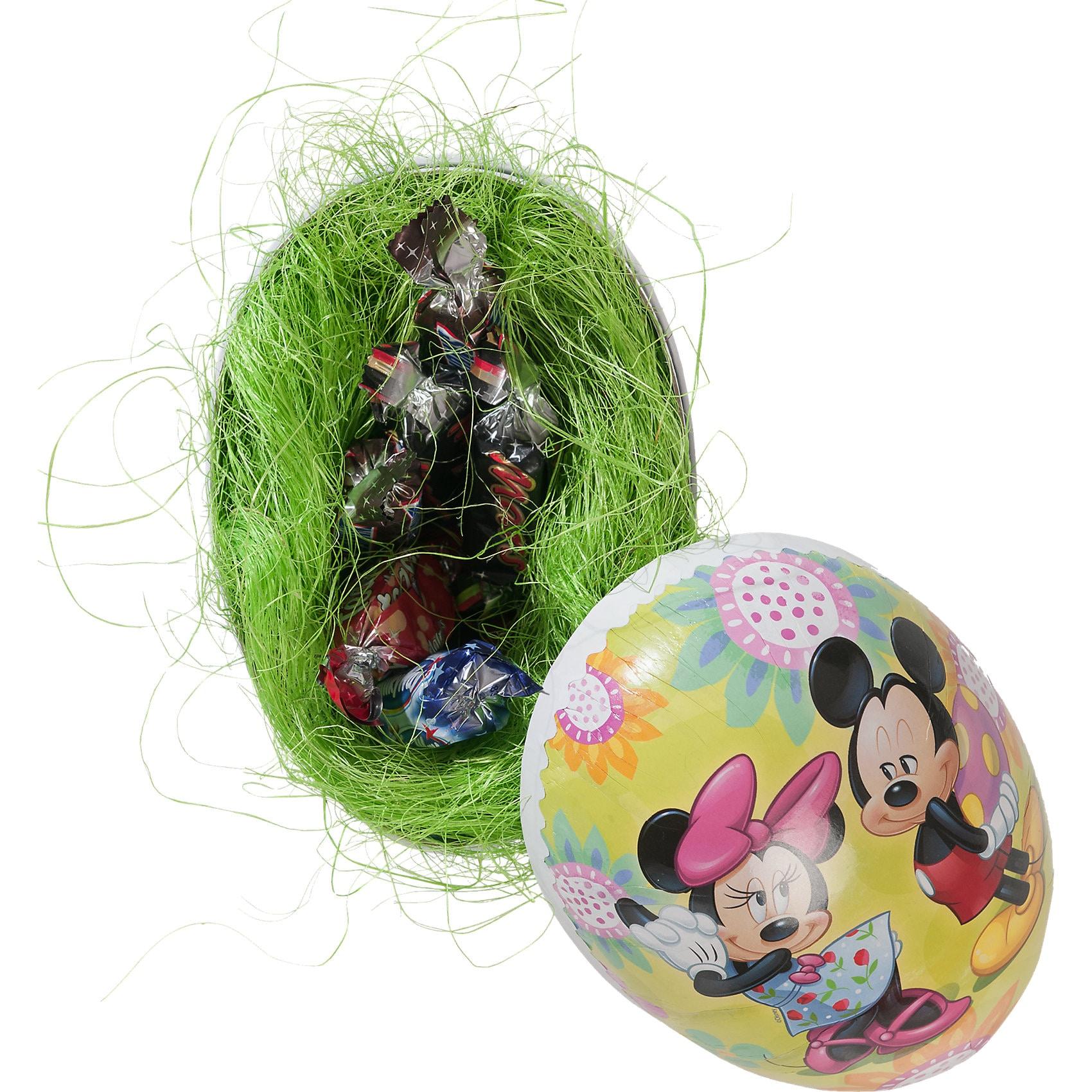 Nestler Papp-Osterei Disney Mickey Minnie Mouse 15 cm