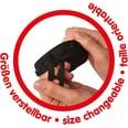 BIG Bobby Car Zubehör - Schuhschoner Größe 21 - 27 schwarz