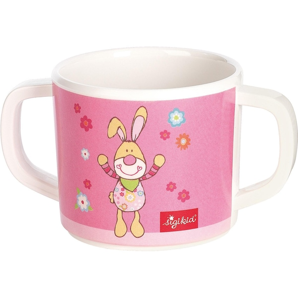 Sigikid Melamin-Tasse Bungee Bunny 24434