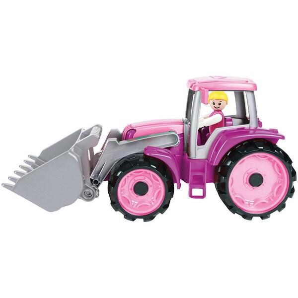 LENA TRUXX Traktor rosa