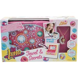 Giochi Preziosi Disney Soy Luna Schmuckbox und Halskette