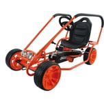 hauck Toys Go-Kart Thunder II orange