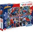 Clementoni Puzzle-Set 2060100180 Teile Spiderman