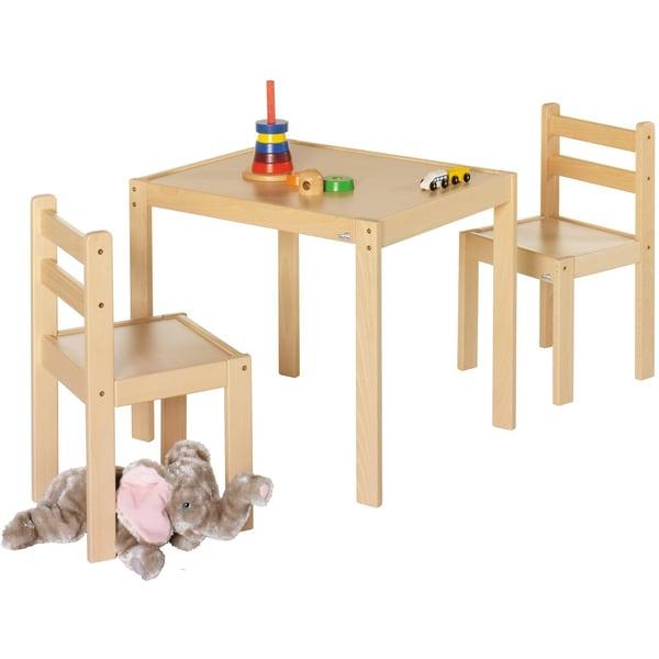 Geuther Kindersitzgruppe Kalle 3-tlg. natur