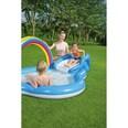 Bestway Wasserspielcenter Rainbow n' Shine 257 x 145 x 91 cm