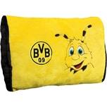 Borussia Dortmund BVB Plüschkissen EMMA 40 x 28 cm