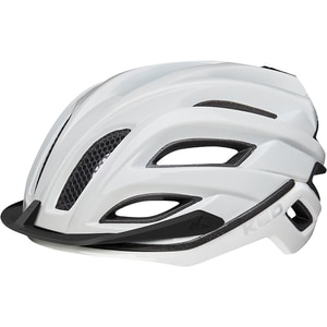 KED Helmsysteme Fahrradhelm Champion Visor weiß