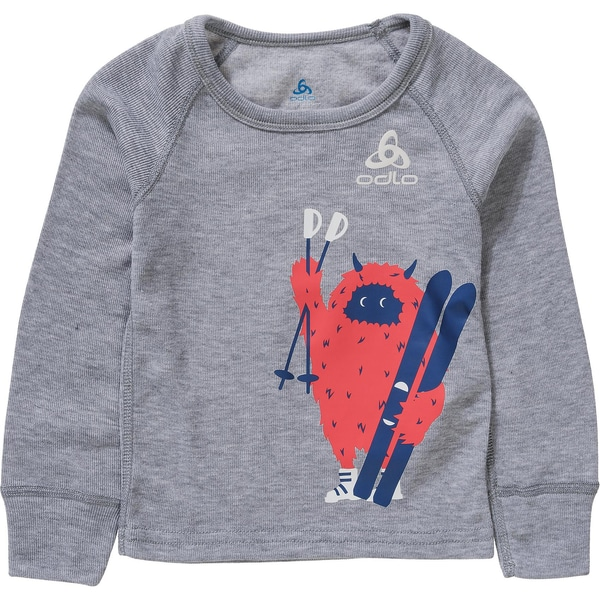 Odlo Baby Funktionsshirt Warm Trend Kids