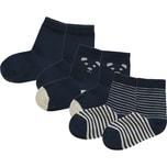 Jacky Baby Socken 3er-Pack für Jungen