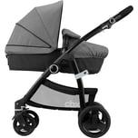 CBX Kombi Kinderwagen Leotie Flex Comfy Grey grey 2018