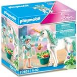 PLAYMOBIL® PLAYMOBIL® 70655 Einhorn mit Fütter-Fee