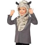 Kunterbunt Kostüm Wolf