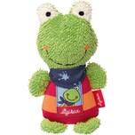 sigikid Rassel Frosch Folunder Frog 38681