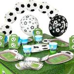 Folat Partyset SoccerFußball 62-tlg.