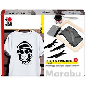 Marabu Textil Siebdruck-Set