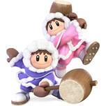 Nintendo Amiibo Ice Climber Super Smash Bros. Collection