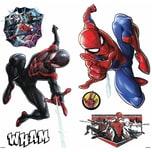 Roommates Wandsticker Marvel Spider-Man Miles Morales