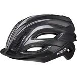 KED Helmsysteme Fahrradhelm Champion Visor schwarz