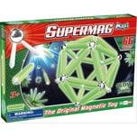 Supermag 66 Teile glow in the dark