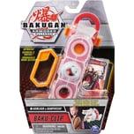Spin Master Bakugan Armored Alliance Baku-Clip mit exklusivem Fusions-Bakugan Halterung zum Mitnehme