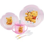 P:OS Baby-Geschirrset Winnie the Pooh 5-tlg.
