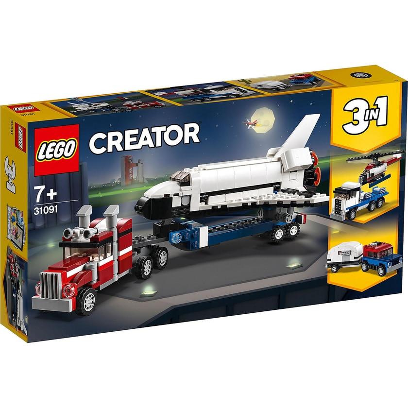 LEGO 31091 Classics Transporter für Space Shuttle
