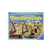 Ravensburger Familienspiele Spielesammlung