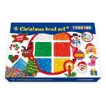 Playbox Bügelperlenset Weihnachten 4.000 Perlen Zubehör