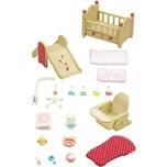 Epoch Traumwiesen Sylvanian Families Babyzimmer-Set