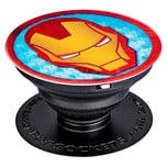 ak tronic PopSocket Iron Man Icon
