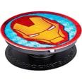 ak tronic PopSocket Iron Man Icon