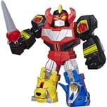 Hasbro Playskool Heroes Mega Mighties Power Rangers Megazord Action-Figur 30 cm große Mighty Morphin