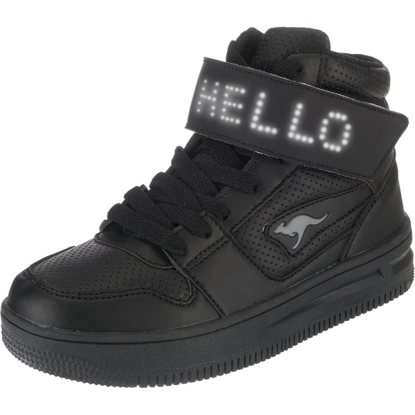 Kangaroos Kinder Led Sneakers High Future-Space Hi