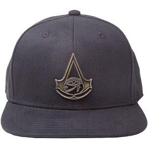Assassins Creed Snapback Cap Metall Crest
