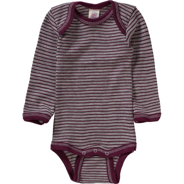 Engel Baby Body für Mädchen Wolle Seide