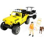 Dickie Toys Fischer Set