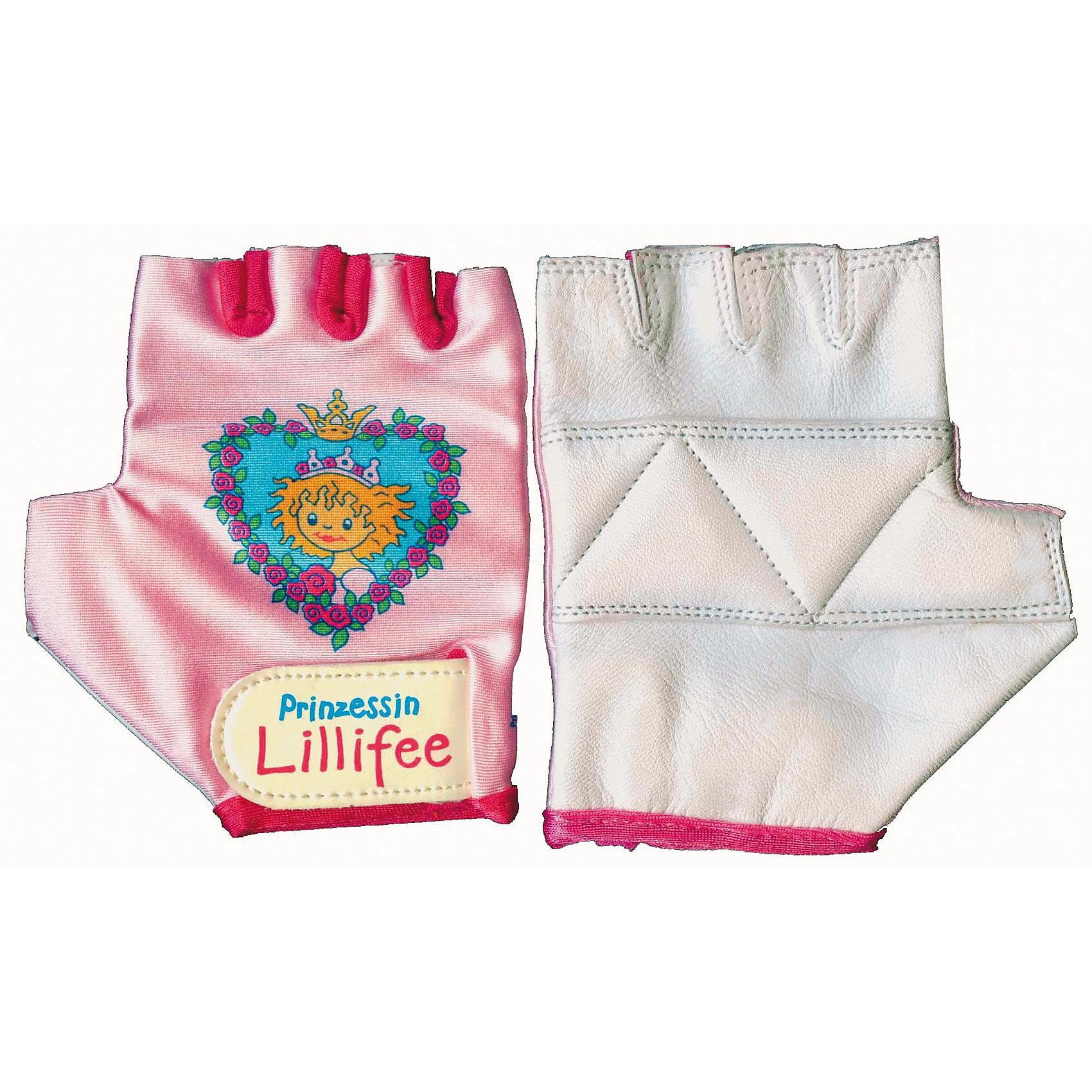 Bike Fashion Prinzessin Lillifee Fahrrad-Handschuhe