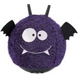 John Little Monster Hüpfball mit Plüschüberzug