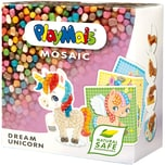 PlayMais Mosaic Dream Unicorn 2.300 Maisbausteine