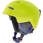 uvex Skihelm manic pro neon yellow