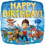 Amscan Folienballon Paw Patrol Happy Birthday