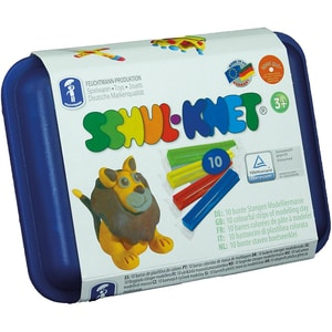 Feuchtmann Schul-Knet One for Two Box Maxi 10 Stangen 500 g