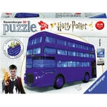 Ravensburger 3D-Puzzle Doppelstock-Bus B28cm 216 Teile Harry Potter Knight Bus