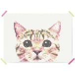 Dot On Art Animals cat 50 X 70 cm
