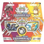 Amigo Pokemon Sonne und Mond Trainer Kit 10