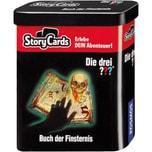 Kosmos Story Cards - Die drei ??? Buch der Finsternis