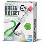 4M Greene Science Papierrakete Green Rocket