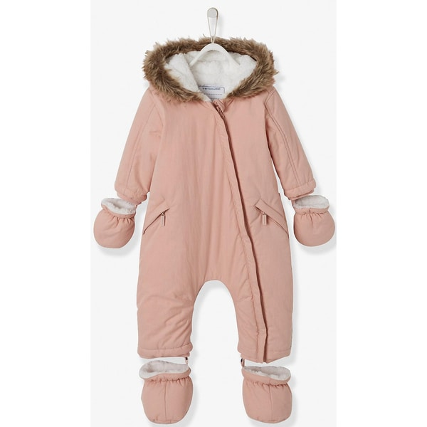 vertbaudet Baby Schneeanzug für Mädchen